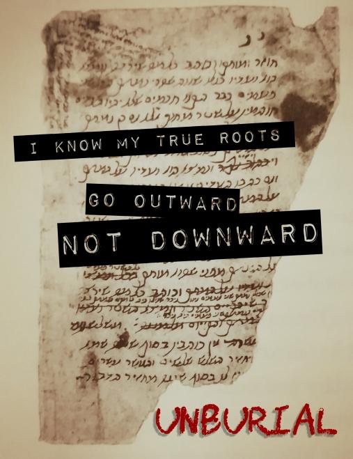 Unburial_true roots